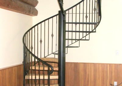 Spiral stairs1