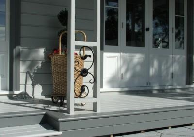 verandah detailing