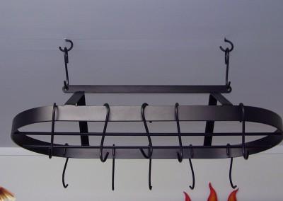 Oval Pot Hanger