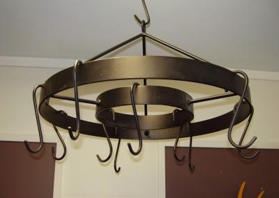 round pot hanger